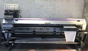Mimaki JV34-260 Eco Solvent Printer